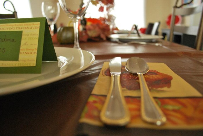 4. Assign the seating at your next family party.