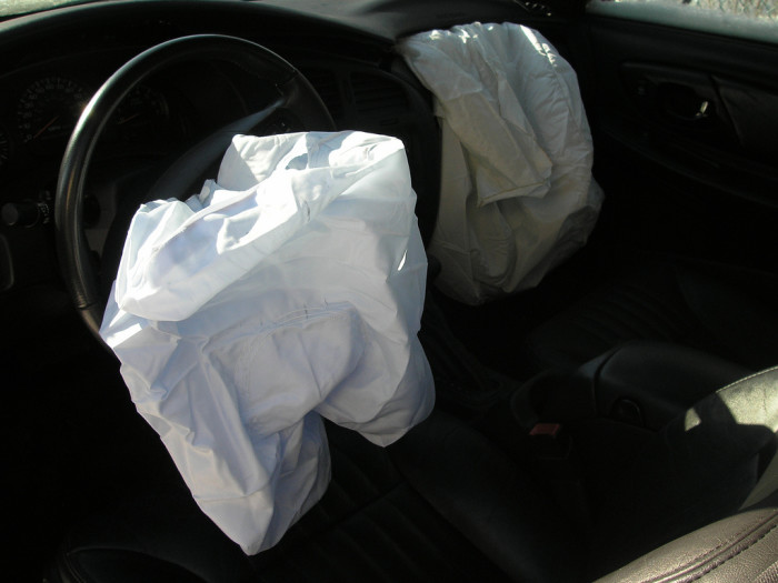 ...and airbags.