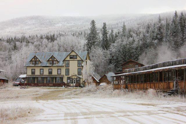 6) Circle Hot Springs, Fairbanks.
