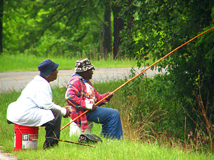 3. When it comes to slowing down and appreciating the small stuff, nobody does it better than a Mississippian.