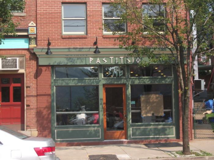 9. Greek: Pastitio, Pittsburgh