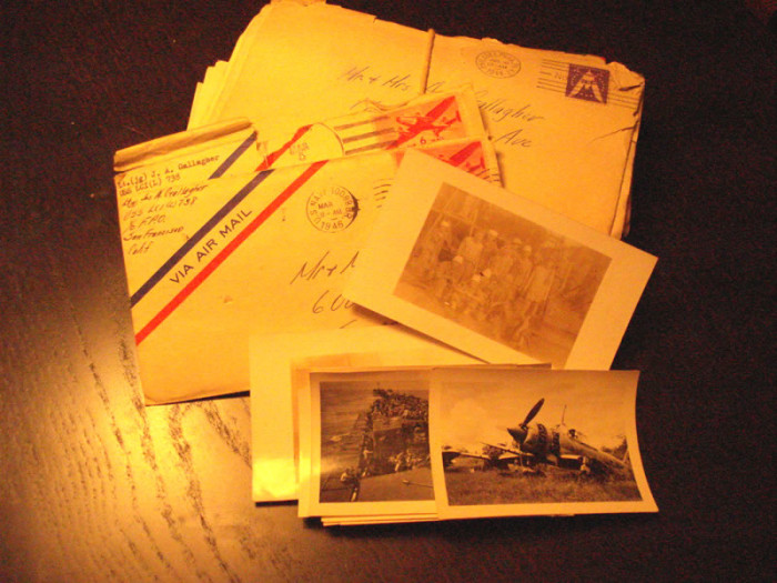 3. Wrote Letters