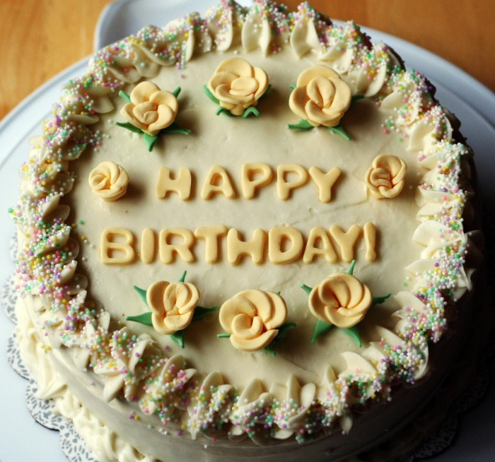 2. Have your guests begging for your cake recipe.