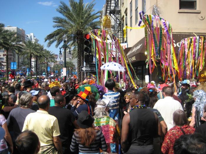 4. Mardi Gras