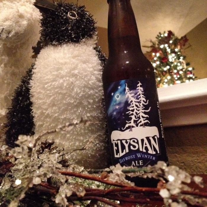 8. We can pick up some delicious seasonal beers that aren't available during other times of the year.