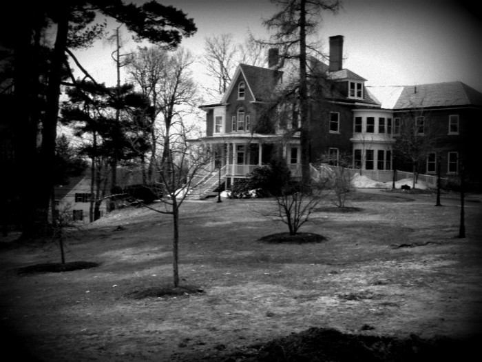 7. The Robie-Andrews Dormitory Hauntings