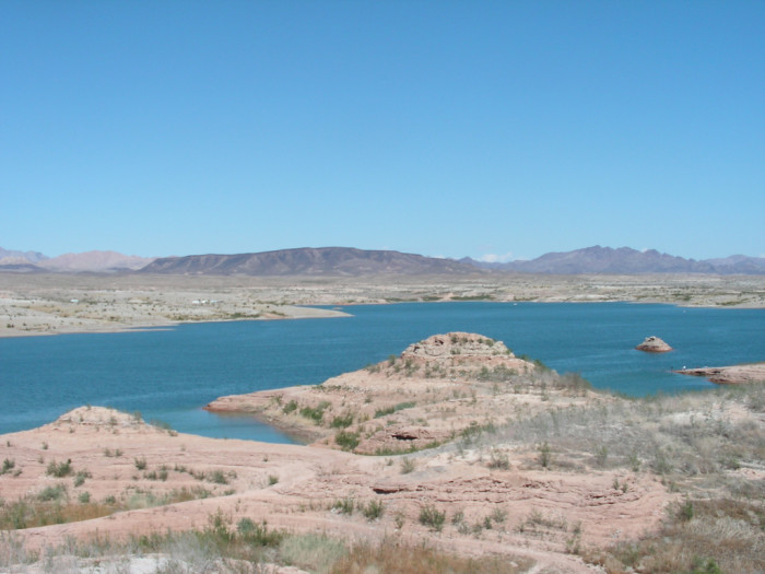 2. Lake Mead National Recreation Area