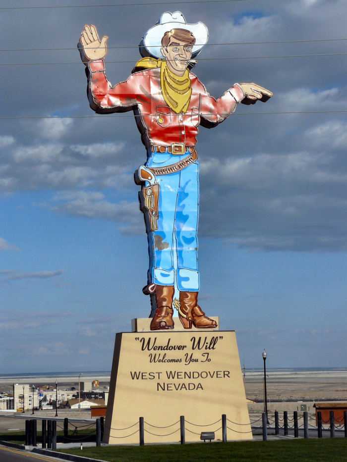 9. Some Utahns don't recognize each other at the casino in Wendover.