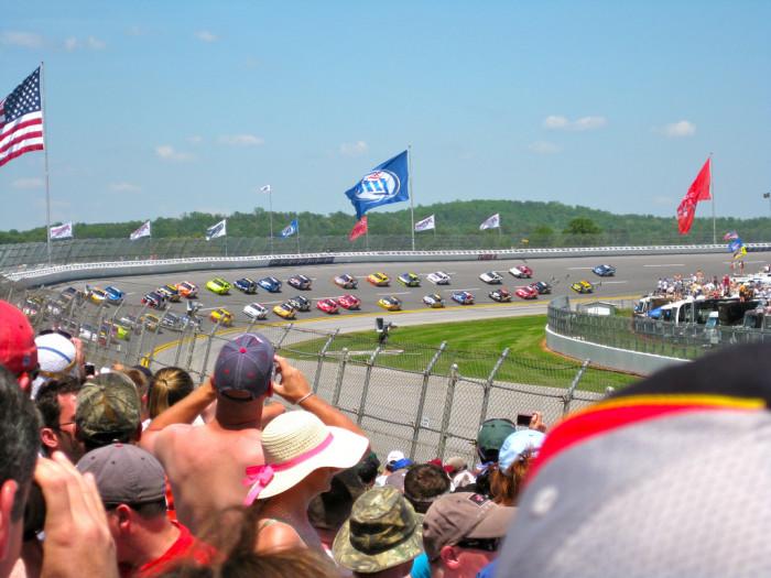 9. NASCAR