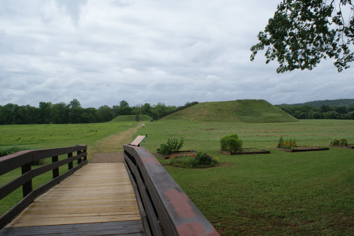7. Etowah Indian Mounds - 813 Indian Mound Rd SE, Cartersville, GA 30120