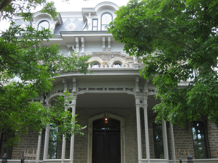 Visit historic Summit Ave., a local favorite. and tour the Alexander Ramsey House.
