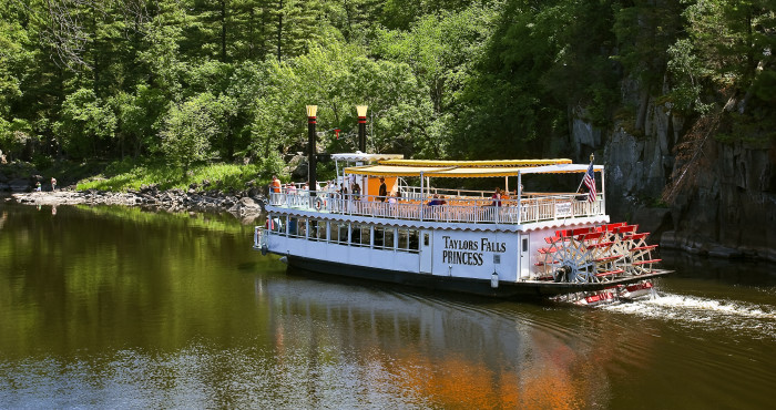 9. Don't fork over the cash for a riverboat tour.