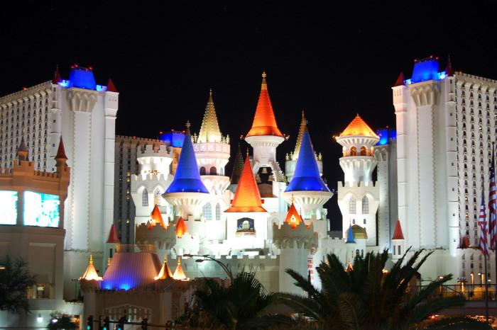 7. Excalibur Hotel & Casino - Las Vegas