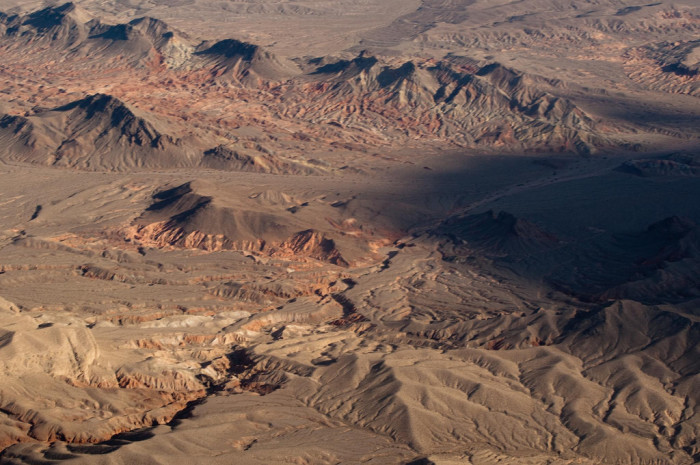9. Where are we; on a neighboring planet or deep in Arizona's territory?
