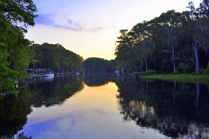 Of Floridas Most Relaxing Rivers - Rivers in florida