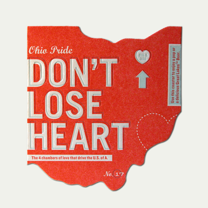 "15. Without Ohio, America would have no ""heart of it all."""