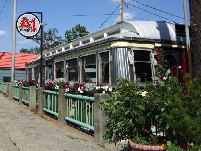 3. A1 Diner, Gardiner