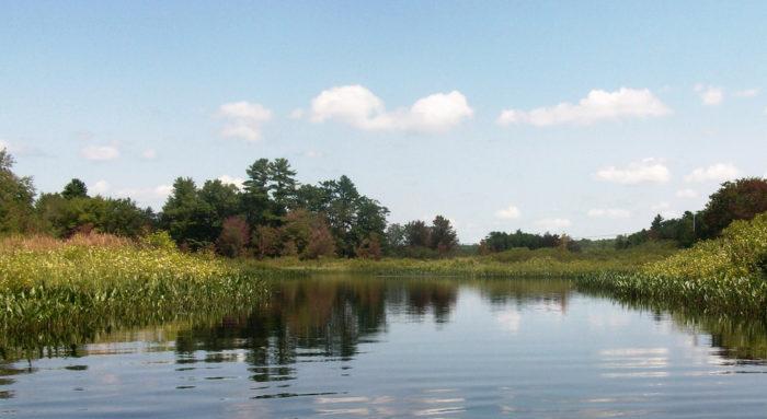 8. Duckpuddle Pond, Nobleboro & Waldoboro