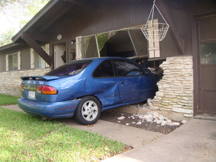 4) Crappy drivers