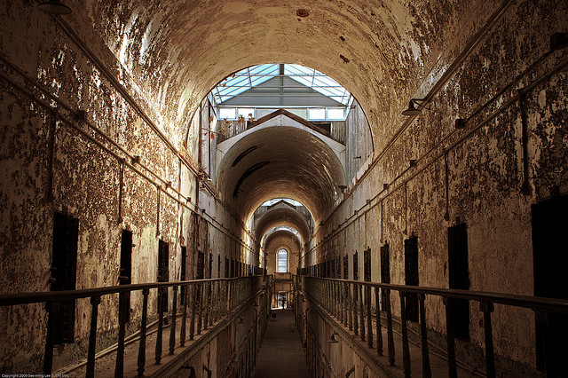 2. Instead of Eastern State Penitentiary...