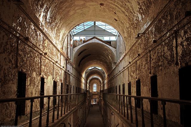 4. Eastern State Penitentiary, Philadelphia