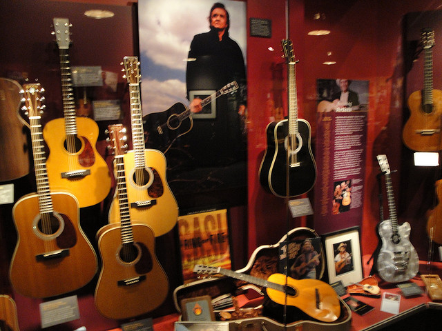 2. Learn how guitars are made on the Martin Guitar Factory Tour in Nazareth.