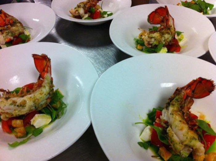 4) Azure Restaurant, Honolulu #2