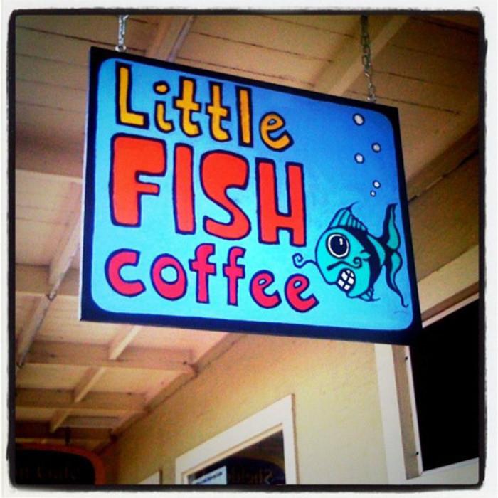 4) Little Fish Coffee, Hanapepe