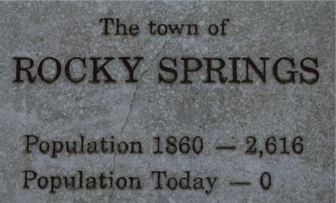 4. The Rocky Springs Treasure