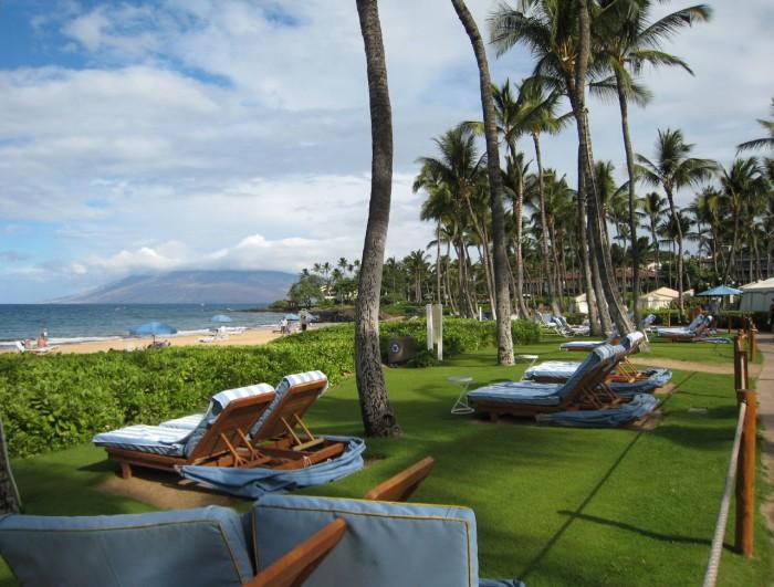 4) The Grand Wailea, Maui