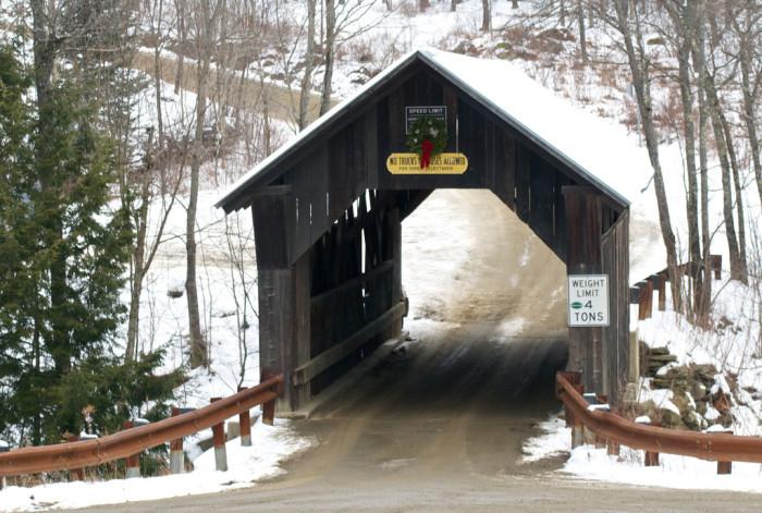 4.Emily's bridge.
