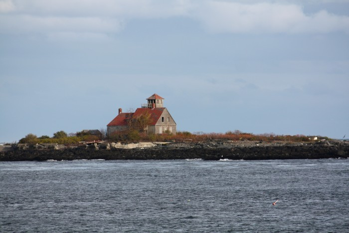 3. The Wood Island Lighthouse Haunting