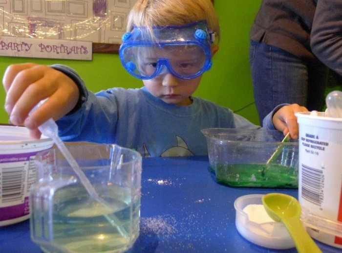 4. Science for Sprouts, Coastal Children's Museum, Rockland
