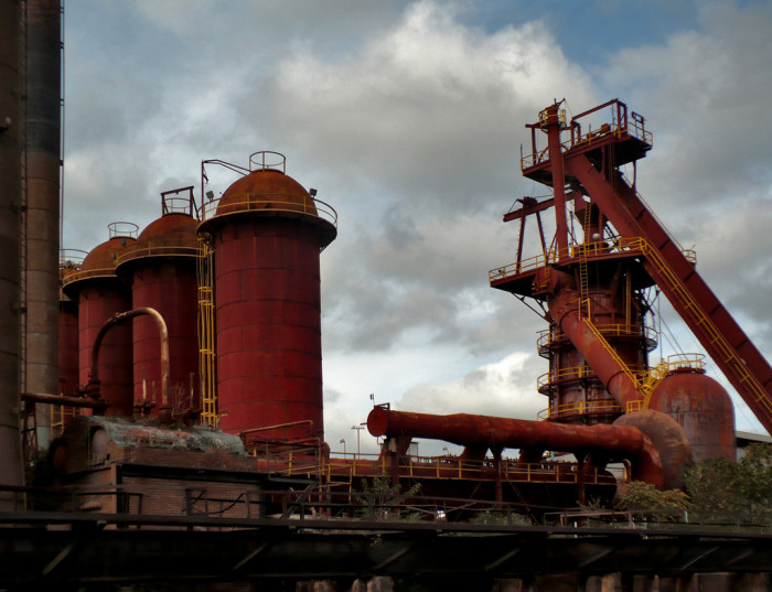 8. Alabama is the only U.S. state that has all of the natural resources needed to make iron and steel.