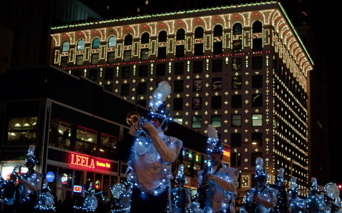 10. ...and every downtown area in the state shines bright!