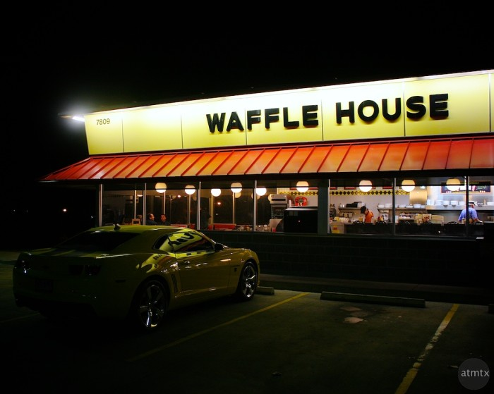 4. Why do you like Waffle House so much?
