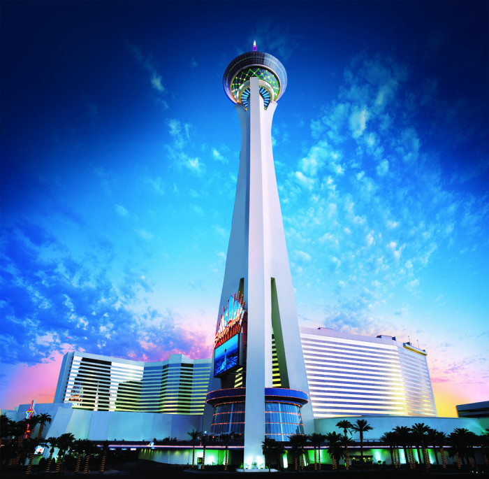 3. Stratosphere Tower