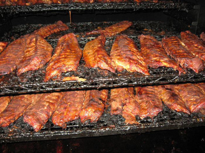 2. That Memphis might actually have better BBQ (just by a hair, though).