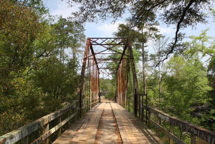 4. Stuckey at Stuckey's Bridge, Enterprise