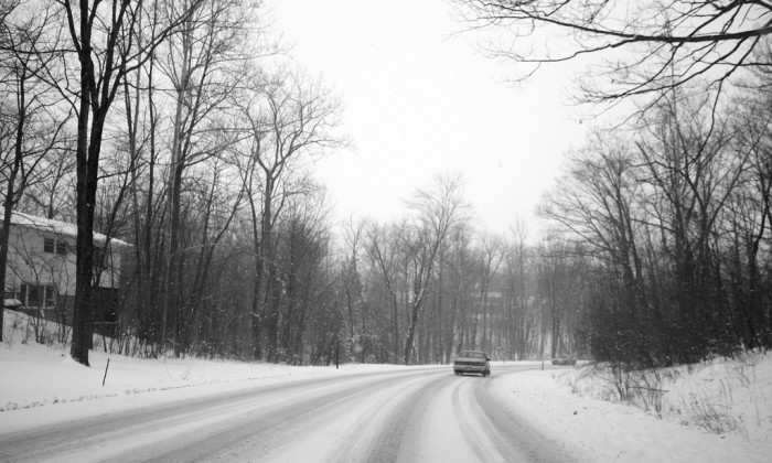 5. …or freezing to death in the tundra temperatures that Ohio winters bring. Every year. Without fail...