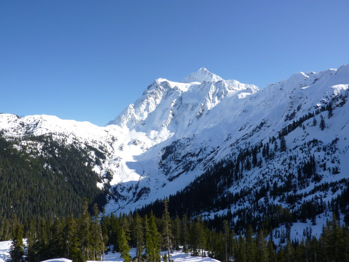 1. Our snowcapped peaks are even more gorgeous to see this time of year...