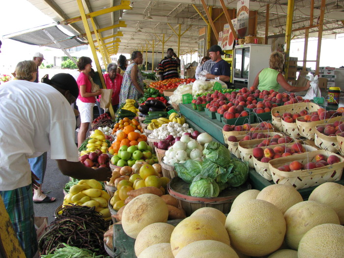 4. With agriculture being such a big part of the state, access to fresh fruits and vegetables is a huge plus when it comes to life in Mississippi.