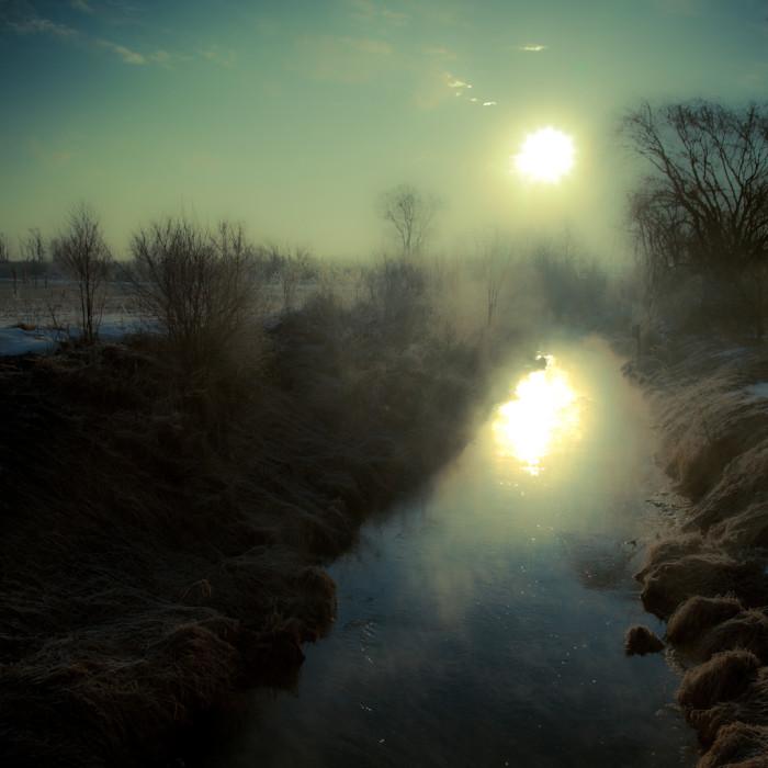 10.  Mystical shot taken near the Kankakee headwaters off of Mayflower Road.