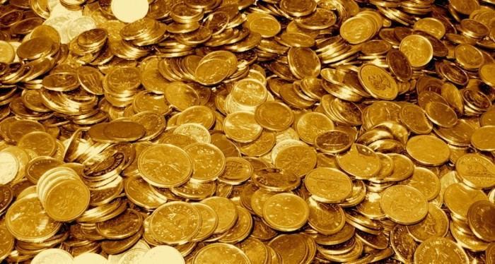6. Gold Coins Buried in Knox County