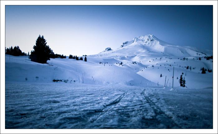 6. The incredible mountains