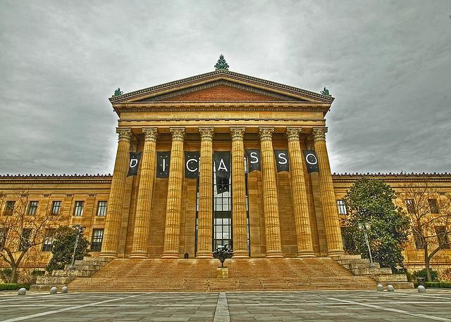 5. Philadelphia Art Museum