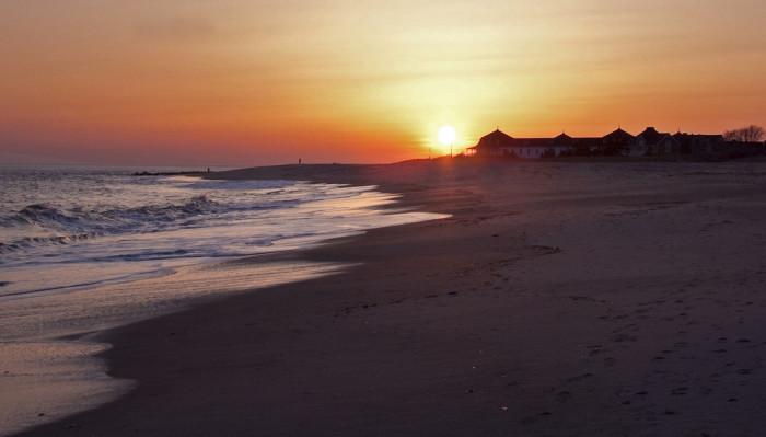 1. The beaches.