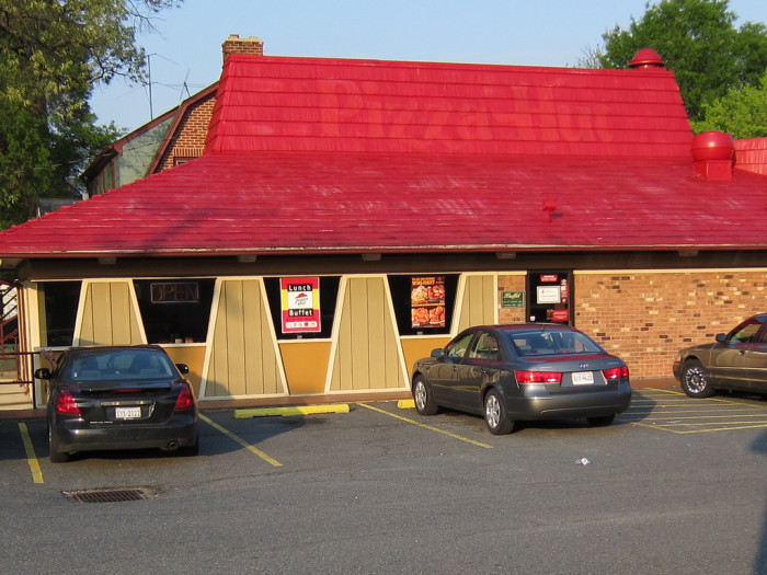 11. We had to call in orders from our native Pizza Hut.