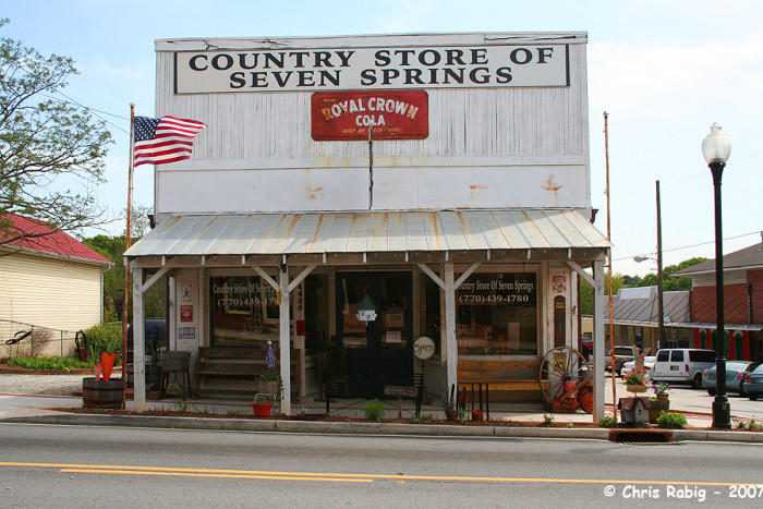 10. The small town feel