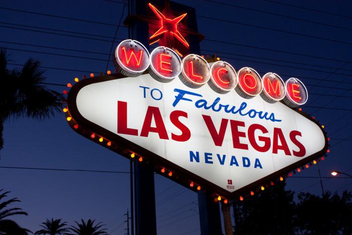 1. Do you live in Las Vegas?
